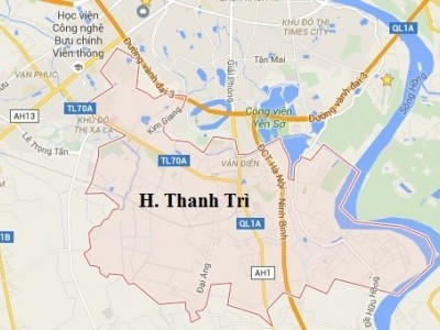 Chuyển nhà trọn gói Huyện Thanh Trì