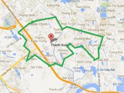 Chuyển nhà trọn gói Quận Thanh Xuân